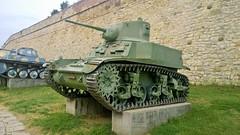 Light tank Stuart M3A1 (Qropatwa) Tags: light tank stuart m3a1