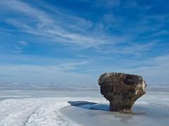 P3190413 (ken berg) Tags: lake winnipeg lakewinnipeg ice beach winnipegbeach frozen