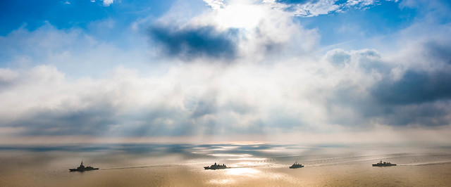 Open Seas, Open Skies