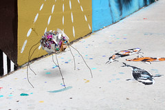 2017.SPG.ARCH 390-790 (Bouchard)_UEA_DW No.01 (Urban Vacancy)_J.Huth, J.Rodriguez & M.Winder_Model_11 (Nikole Bouchard) Tags: milwaukee wisconsin architecture urbandesign uwm universityofwisconsinmilwaukee 30thstreetindustrialcorridor art workshop charrette waste community