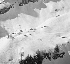Under cover (j0hnnyg) Tags: snow chalets france abondance alps frenchalps
