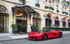 LaFerrari. (misterokz) Tags: ferrari laferrari supercar hypercar exotic ksa saudi arabia arab paris carspotting spotting automobile photography misterokz car voiture