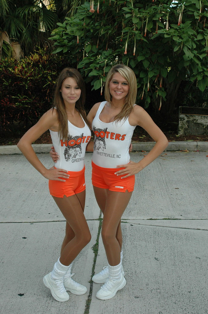 Sorry, that Hot girls in hooters uniforms can not