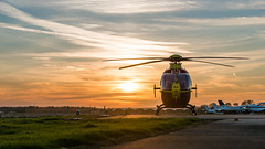 DSC_9720s (Paul Humphries68) Tags: aviation events midlandsairambulance sunsetsunrise tatenhill