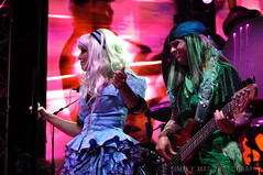 Photo of mad t party.