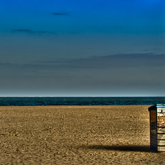 shed on beach