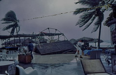 198702 Varadero / Wirbelsturm (3) nachher (gerhard_hohm) Tags: varadero kuba hotelinternational wirbelsturm karibikinsel