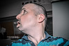 371/365: Movers and Shakers (CGA[AvoidingResourcefulGooglers]) Tags: portrait selfportrait self fast rubber cheeks shutter shake jowls shakeface