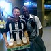 "gaotw0169<br /><span style=""font-size:0.8em;"">Nigerian Newcastle fan, Stephen Okoye (on right), pictured at Soccercity Stadium in Johannesburg with beer carrying friend.</span> • <a style=""font-size:0.8em;"" href=""http://www.flickr.com/photos/68478036@N03/9320614512/"" target=""_blank"">View on Flickr</a>"