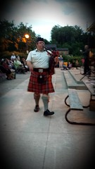 48th highlanders (Unionville BIA) Tags: street music irish canada concert community outdoor live main sunday band millennium bandstand bagpipers unionville 48th highlanders