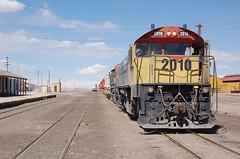Tren Antofagasta Bolivia (-Reifelipe-) Tags: chile tren bolivia desierto rbg antofagasta ollague reifelipe