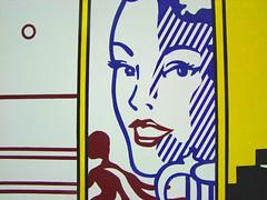 Lichtenstein (detail) (Simon_K) Tags: paris france art roy modern ray postmodern centre pompidou parisian lichtenstein francais lichtenstien roylichtenstein parisien pariswander pariswanderblogspotcouk leictenstein