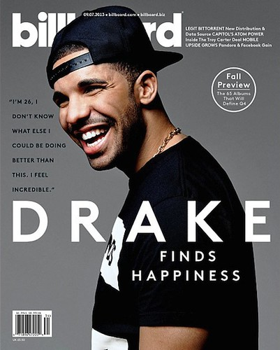 Dake Billboard magazine cover