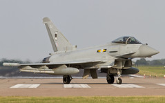 QRA Typhoon in the sun (Nick Collins Photography, Thanks for 2.1 million v) Tags: green plane flying power flag aircraft air saudi arabia tornado defence typhoon weapons raf rsaf coningsby qra zj395