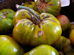 Eastern Market (SchuminWeb) Tags: red orange green fruits vegetables yellow fruit tomato se dc washington ben farmers market district web south tomatoes markets august vegetable columbia east farmer southeast tomatos eastern 2012 schumin schuminweb