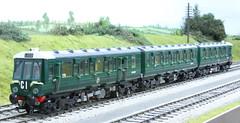 LEGO class 116 DMU DCC at PW's HiDef (bricktrix) Tags: train lego legotrain class116dmu