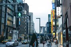 Ginza - Tokyo, Japan (inefekt69) Tags: city travel sky tree japan ginza nikon ueno  nippon  akihabara dslr nihon  kappabashi skytree d5100