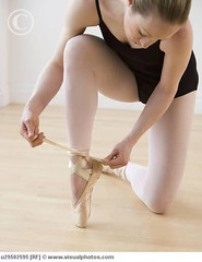 Ult BP Collection (334) (theriddler) Tags: ballet detail closeup female ballerina crossing dancer entertainment balance adjusting binding barre caucasian bind concentrating balletshoes fullbody