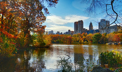 Central Park Lake (Joe Josephs: 3,166,284 views - thank you) Tags: autumn newyork fall landscape centralpark fallfoliage landscapephotography urbanparks nikon2485 nikond800e copyrightjoejosephsphotography copyrightjoejosephs2013