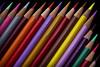 Crayons de couleurs - 5 (Spock2029) Tags: color colour macro pencil canon colored crayon couleur tabletop 60d