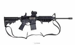 DSC_0051 (Staufhammer) Tags: red vortex mark stock rifle rail dot ii moe sight m4 ar15 savage carbine aft walther afg handguard strikefire magpul handstop waltherpps angledforegrip fvsr