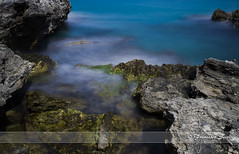 San Foca's Sea Long Exposure - Lunga Esposizione del Mare di San Foca -  Francesco Sciolti (Francesco Sciolti) Tags: sea cliff marina san long exposure mare filter nd salento puglia francesco lecce foca lunga esposizione scogliera exp filtro sciolti melendugno