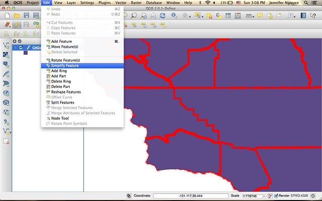 QGIS Digitizing - danryan us