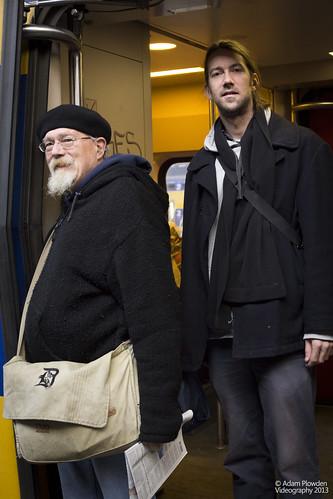 John Sinclair & Steve Fly Amsterdam November 2013