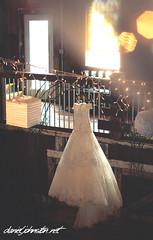 _DSC0405 (MWE.Daniel) Tags: winter wedding white love girl 50mm prime groom mirror bride model nikon kiss december married dress bokeh marriage dec relationship wife weddingdress nikkor firstkiss 5018 2013 nikond90