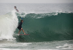 ca48 (David Behar) Tags: ocean beach sports water san surf sam air barrel diego surfing blair laguna paulo skimboarding boarding skim skimboard conklin stinnett thewedge prietto