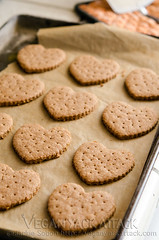 Graham Crackers (Yack_Attack) Tags: food recipe photography cookbook diy vegan chocolate review gifts glaze giveaway vegetarian vodka graham crackers styling dairyfree eggfree soyfree plantbased