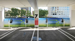 Retail, Brookfield and Ernst and Young at the Wells Fargo Building, Charging Station Wall Graphics,