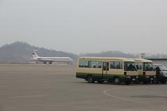Pyongyang Airport (Laika ac) Tags: northkorea pyongyang dprk airkoryo fnj