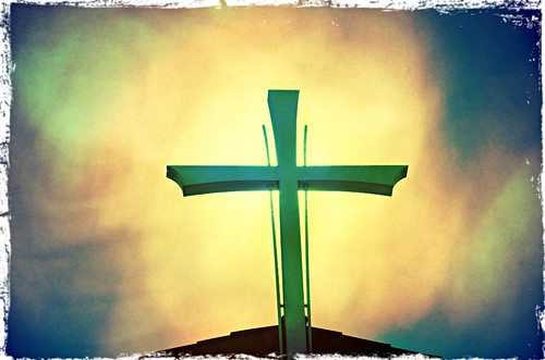In the shadow of the Cross by Art4TheGlryOfGod, on Flickr