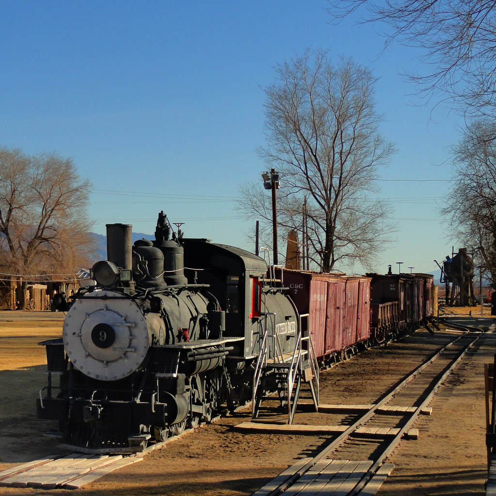 The World's Best Photos of owensvalley and railroad - Flickr Hive Mind