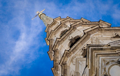 St Brides Church (dave.tay1or) Tags: london vertical architecture flickr landmark olympus zuiko omd lightroom 70300 m43 stbrideschurch em5 lr4 microfourthirds