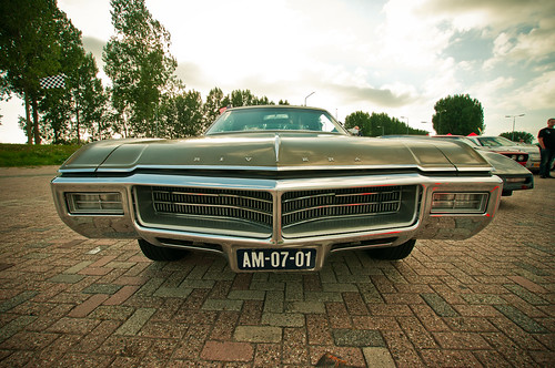 Buick Riviera Coupé 1969 - AM-07-01