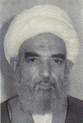 Sheikh's first cousin and teacher, Grand Ayatollah Sheikh Ahmad Alansari