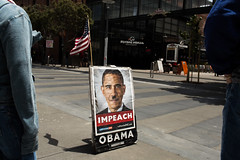 Obama (boingyman.) Tags: sanfrancisco street boingyman