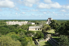 Uxmal, Mexico, January 2014