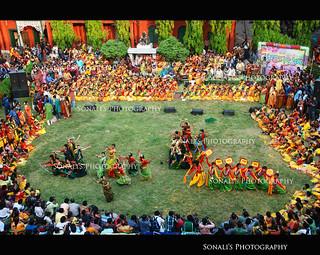 Basantoutsab - Holi Festival