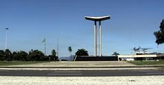 Monumento aos Pracinhas -Rio de Janeiro - Aterro do Flamengo (o.dirce) Tags: rio brasil riodejaneiro cidademaravilhosa aterrodoflamengo flamengo monumentoaospracinhas glria odirce