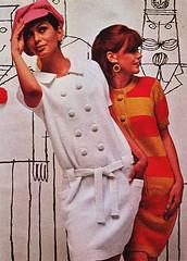 McCalls fw 67 68 sweaterdress (jsbuttons) Tags: 60s knitting sweaters buttons 1967 1968 knitted sixties mccalls