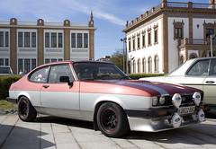 1978-1986 Ford Capri (yanfuano) Tags: ford capri fordcapri