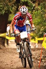DSC_2901 (Ay Fernanda) Tags: chile santiago mountain green argentina grass bike brasil colombia mountainbike bikes dirt mtb bici olympics cannondale bicicletas specialized bicileta sudamrica parquemetropolitano cerrosancristbal southamrica odesur santiago2014 odesur2014