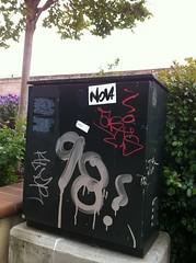 Steeeny (TheSmell) Tags: nova hope graffiti shine streak tag arts 98 mop steeny alyr