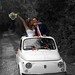 "MAriage en Fiat 500 • <a style=""font-size:0.8em;"" href=""https://www.flickr.com/photos/78526007@N08/13739731945/"" target=""_blank"">View on Flickr</a>"