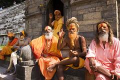 (Maarten Roggeman) Tags: nepal man temple holy yogi kathmandu shiva hindu sadhu pashupatinath sdhu