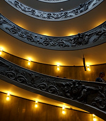 "Spiral staircase, Giuseppe Momo (1932) • <a style=""font-size:0.8em;"" href=""http://www.flickr.com/photos/89679026@N00/14128261698/"" target=""_blank"">View on Flickr</a>"