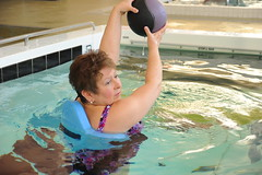 Core Water Workout (SwimEx International) Tags: sports pools medicine therapy fiberglass hydrotherapy athletictraining rehabilitation physicaltherapy sportsmedicine aquatherapy fiberglasspool watertherapy therapypool aquatictherapy swimspa exercisepool fiberglasspools swimex waterexercises